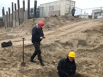 Bunker gevonden
